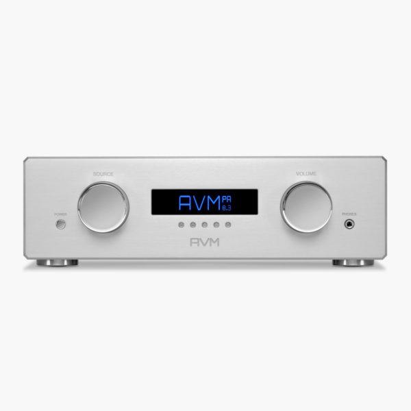 AVM OVATION PA 8.3 Master Series előerősítő