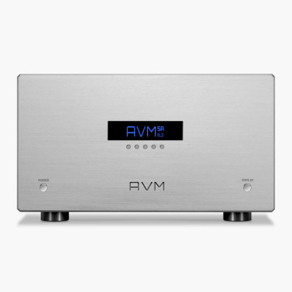 AVM OVATION SA 8.3 Master Series erősítő