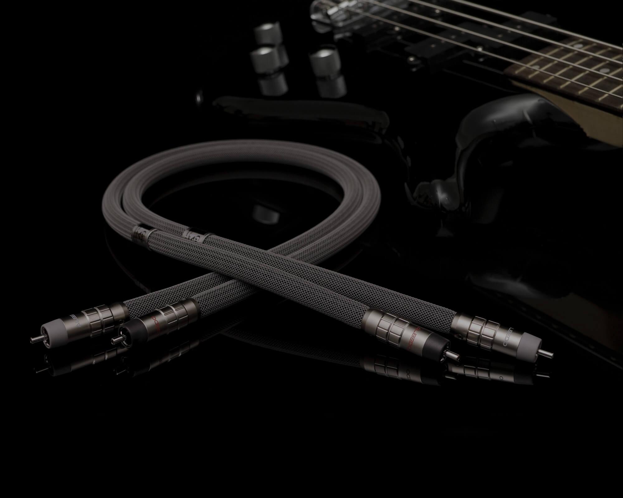 Albedo Silver Geo High-End RCA kábel