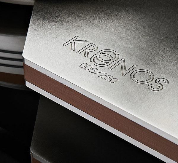 KRONOS PRO lemezjátszó futómű