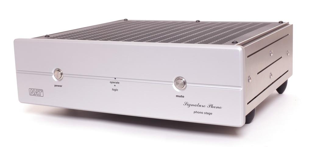NAT Signature High-End Phono fokozat