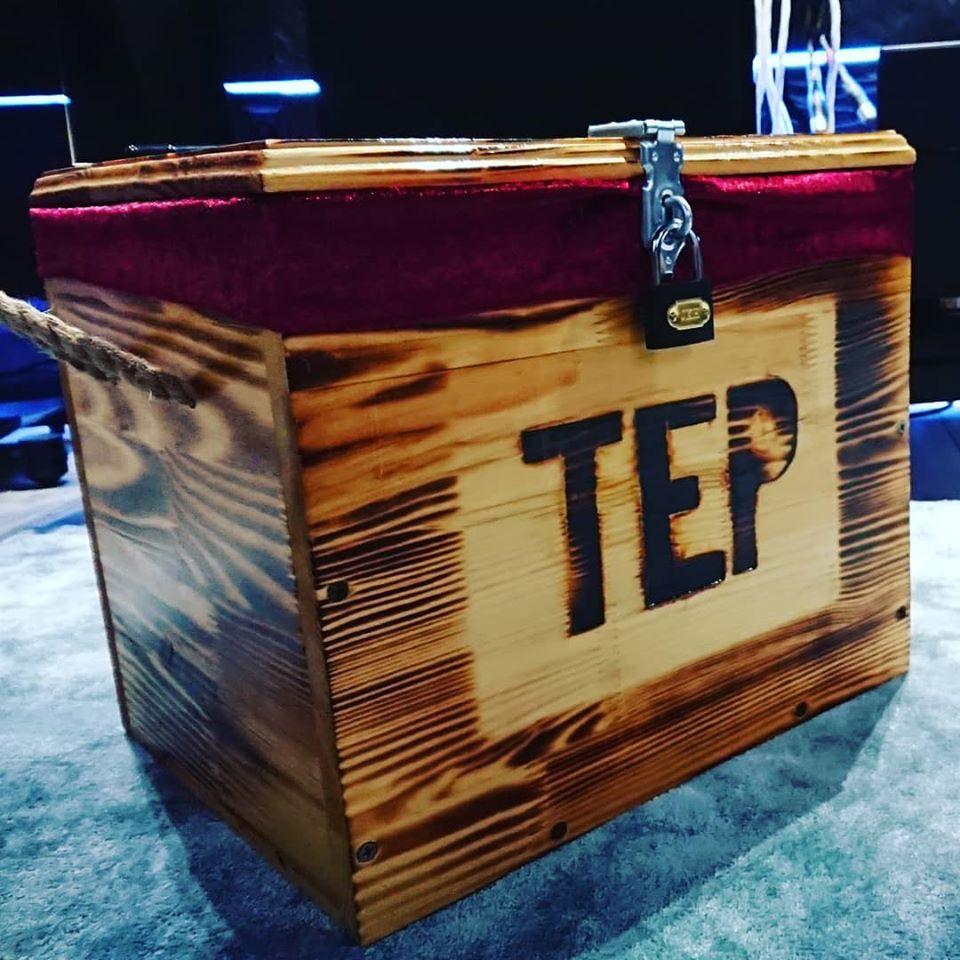 TEP High-End Hálózati Táp Szűrő , csomagolás