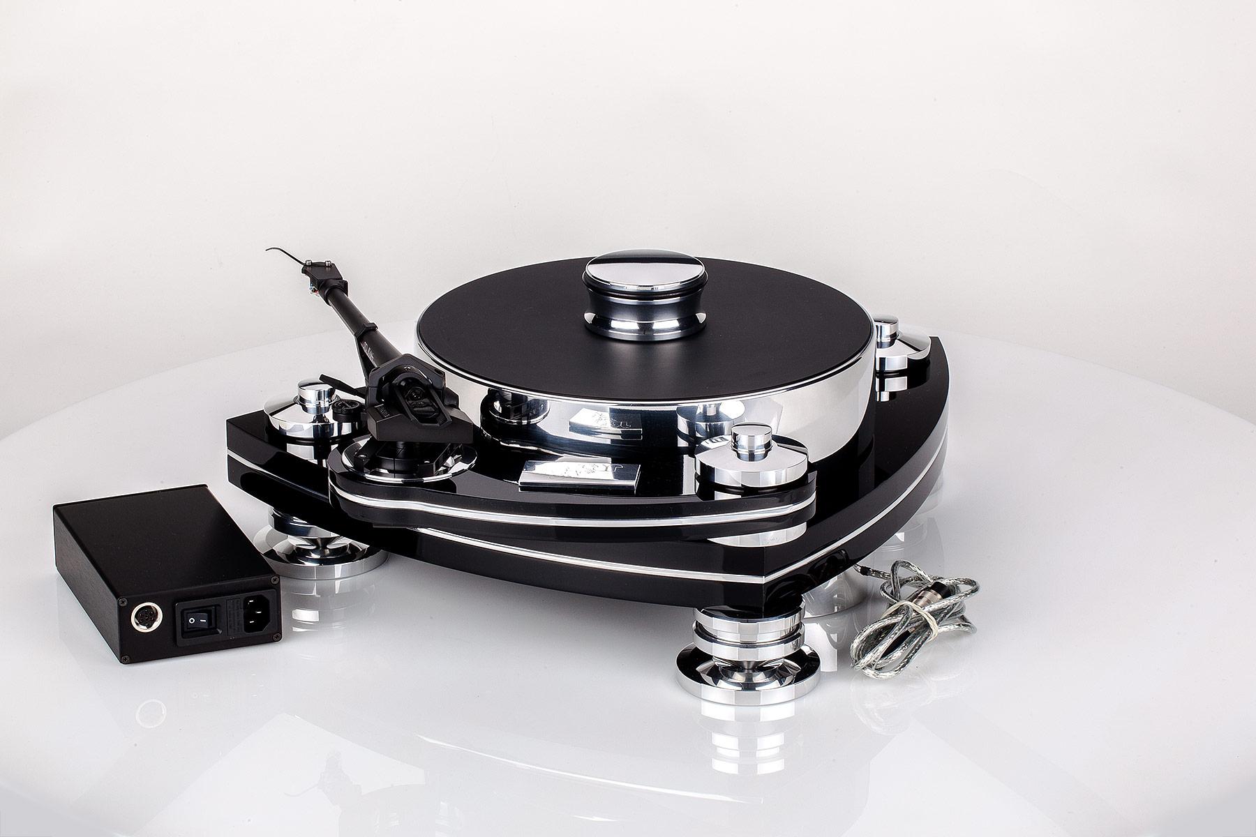 Transrotor Crescendo High-End Lemezjátszó