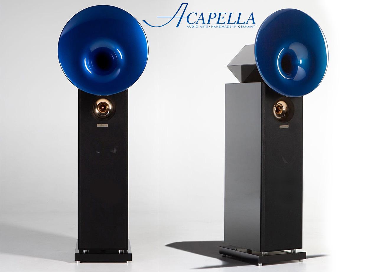 Acapella Harlekin High-End Hangszórók