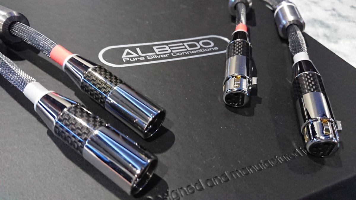 Albedo Metamorphosis High-End XLR összekötő kábel