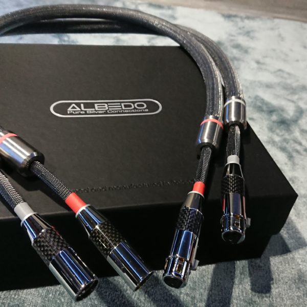 ALBEDO Silver Metamorphosis XLR kábel