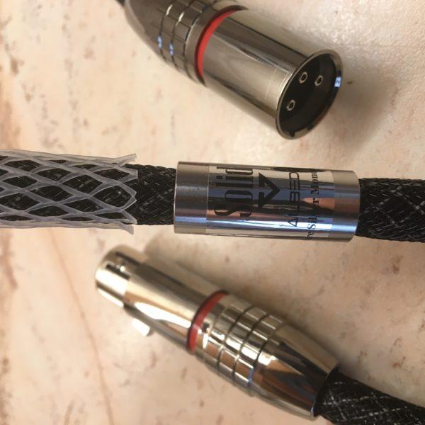 ALBEDO Silver Solid XLR kábel