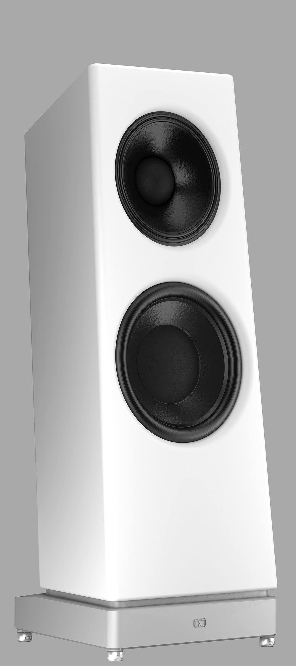 Ascendo Live15 Aktív High-End Hangfal fehér Professional - Audio