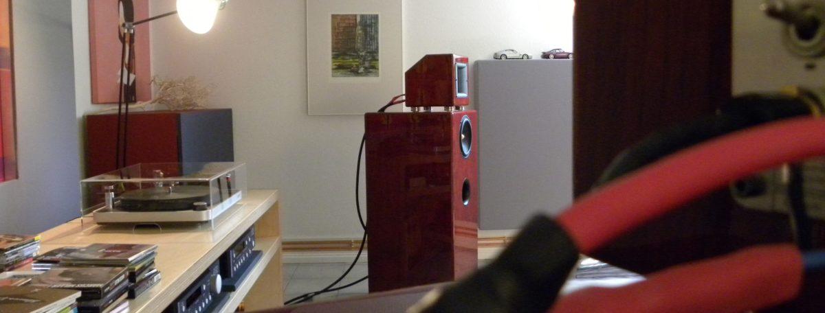 Ascendo M5 High-End Hangfal piros - Professional Audio