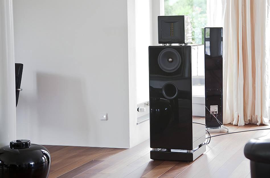 Ascendo M5 High-End Hangfal - Professional Audio