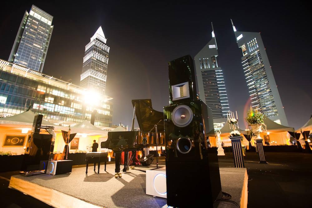 Ascendo M5S High-End Hangfal - Professional Audio