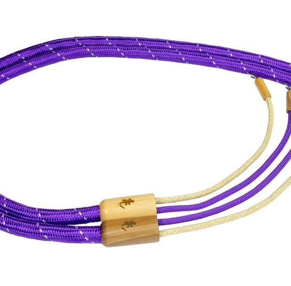 GEKKO Purple Haze hangfal kábel