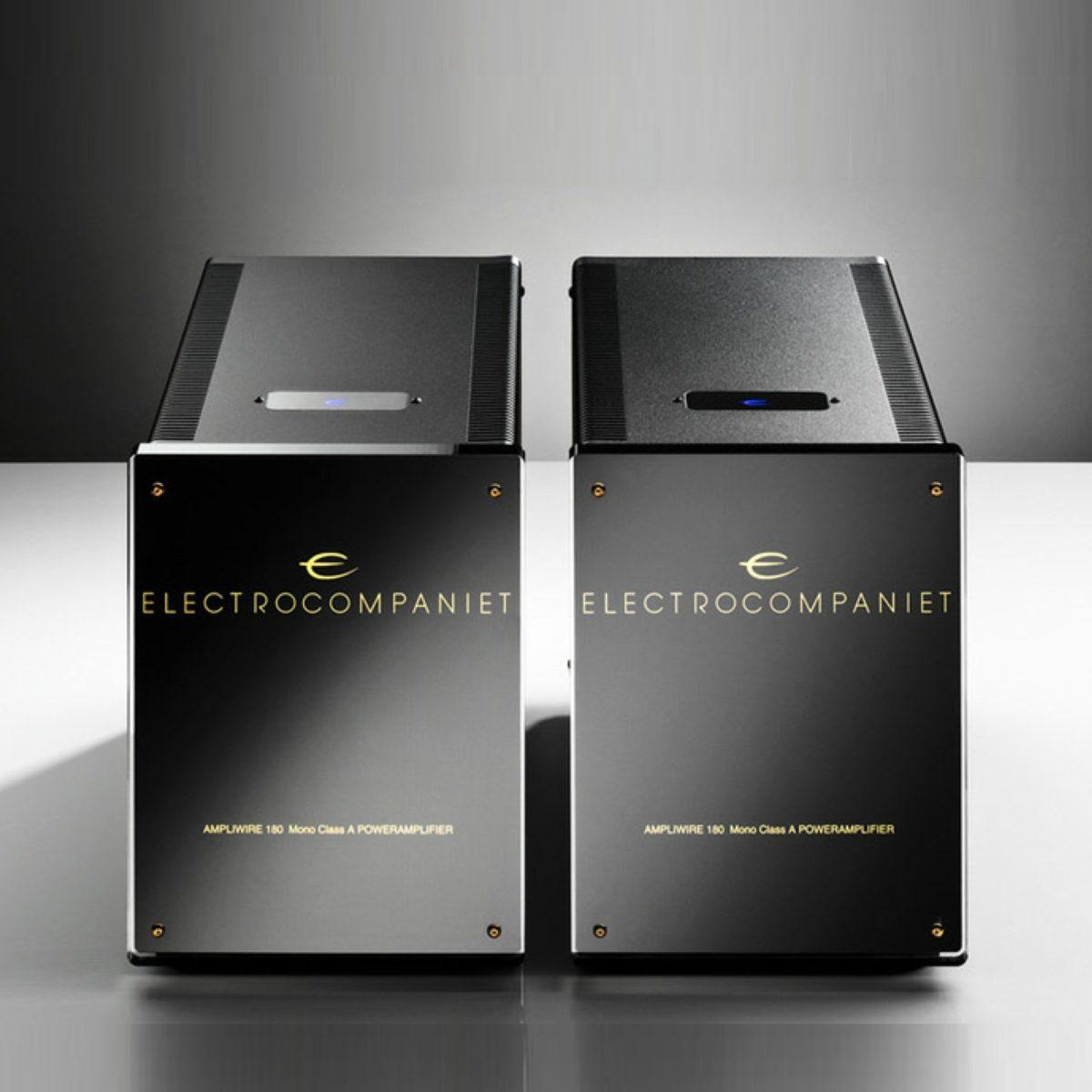 Electrocompaniet_AW180_highend_erősítő_monoblokk_2 - Professional Audio