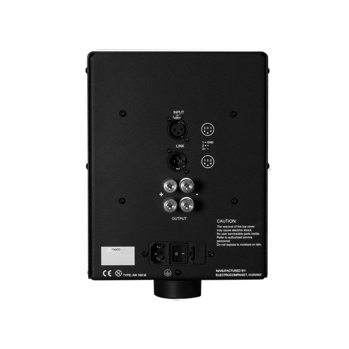 Electrocompaniet_AW180_monoblokk_3 - Professional Audio