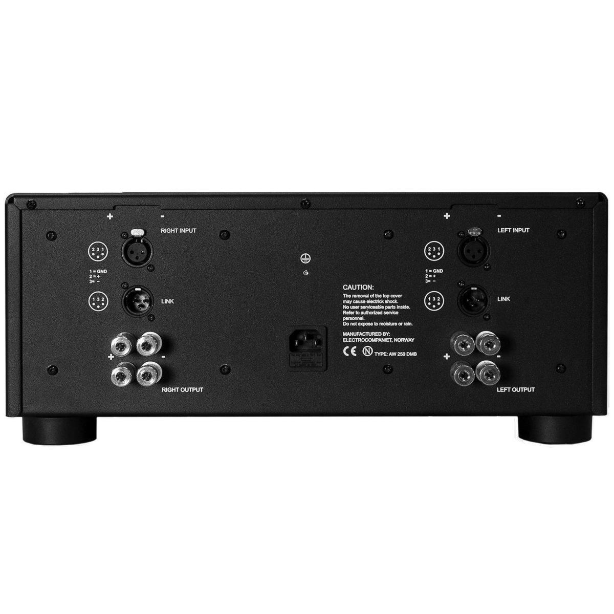 Electrocompaniet_AW250R_sztereo_végerősítő_2 - Professional Audio