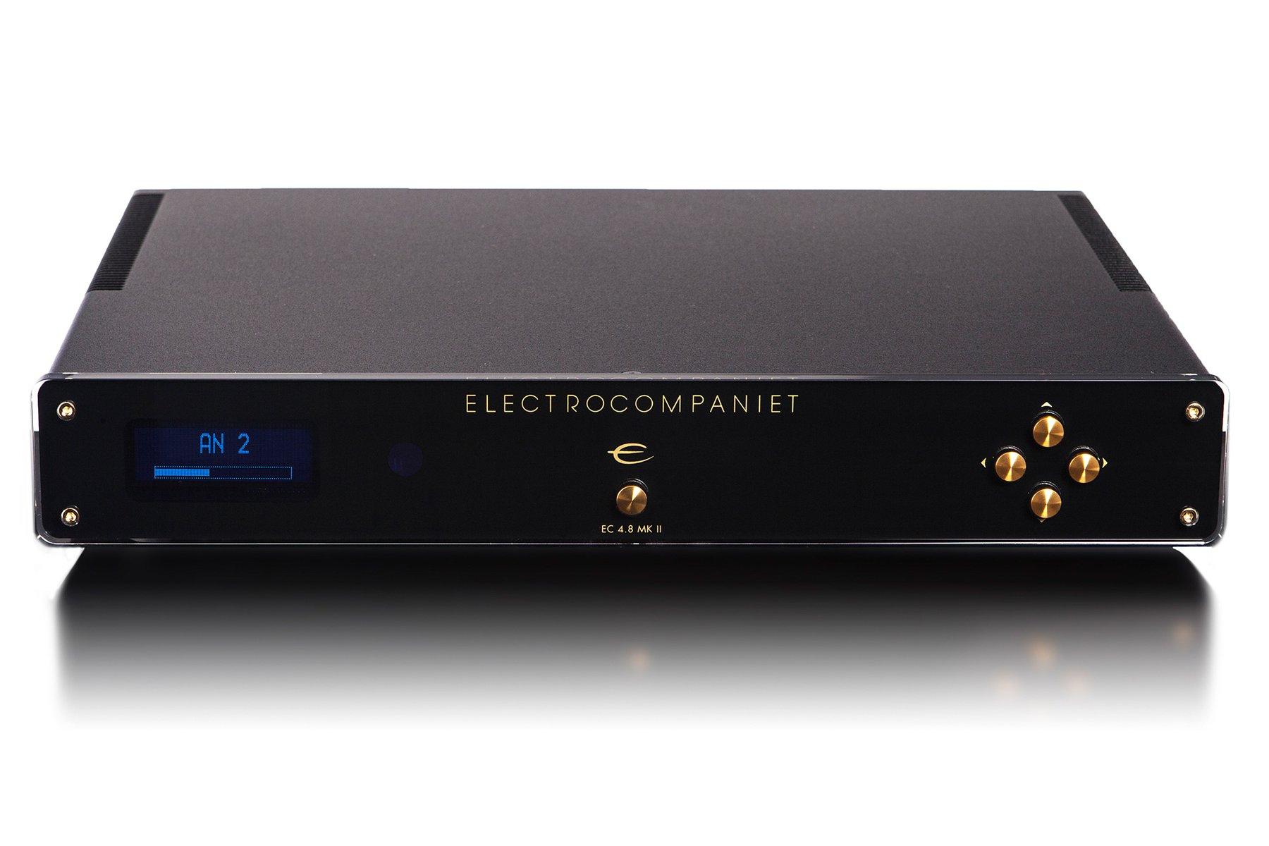 Electrocompaniet_EC4.8mk2_előerősítő - Professional Audio