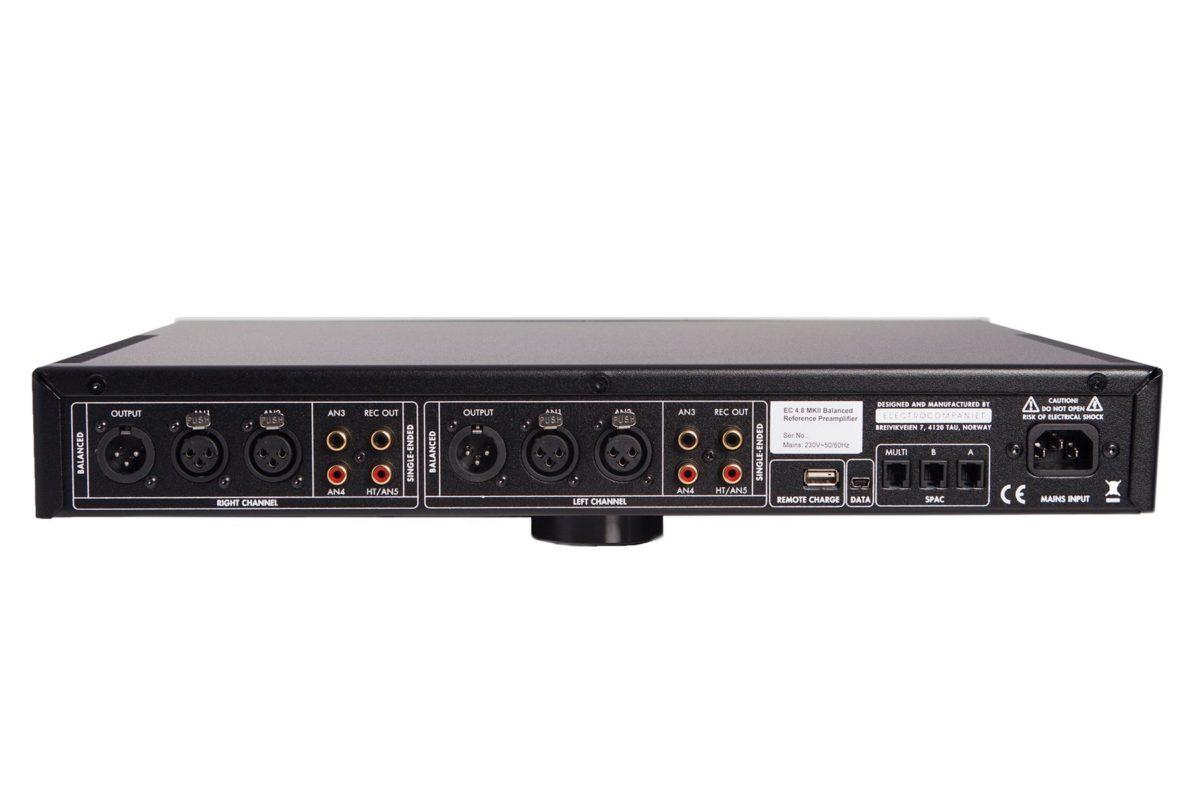 Electrocompaniet_EC4.8mk2_előerősítő_2 - Professional Audio