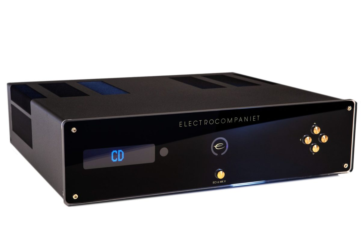Electrocompaniet_ECI6-MKII_integrált_erősítő - Professional Audio