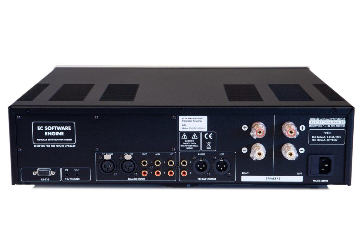 Electrocompaniet_ECI6-MKII_integrált_erősítő_2 - Professional Audio