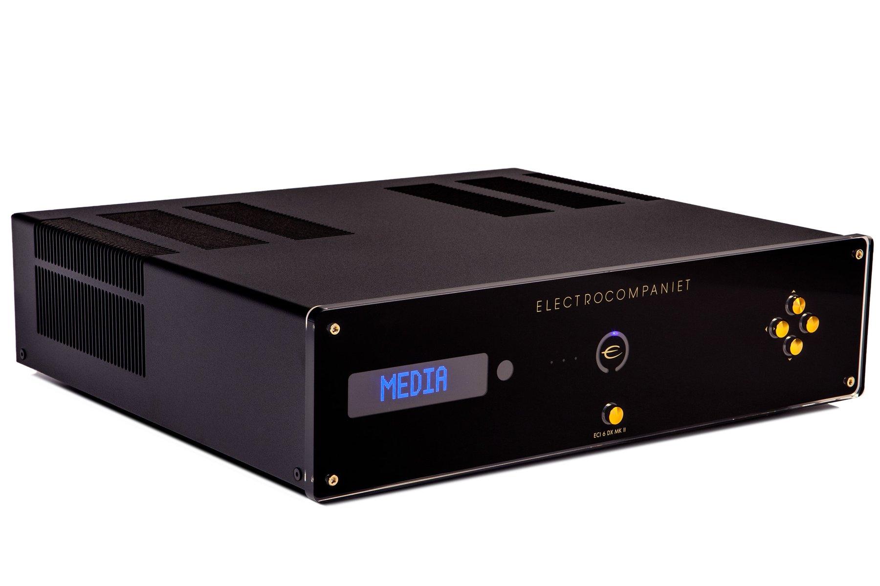 Electrocompaniet_ECI6DX-MKII_integrált_erősítő - Professional Audio