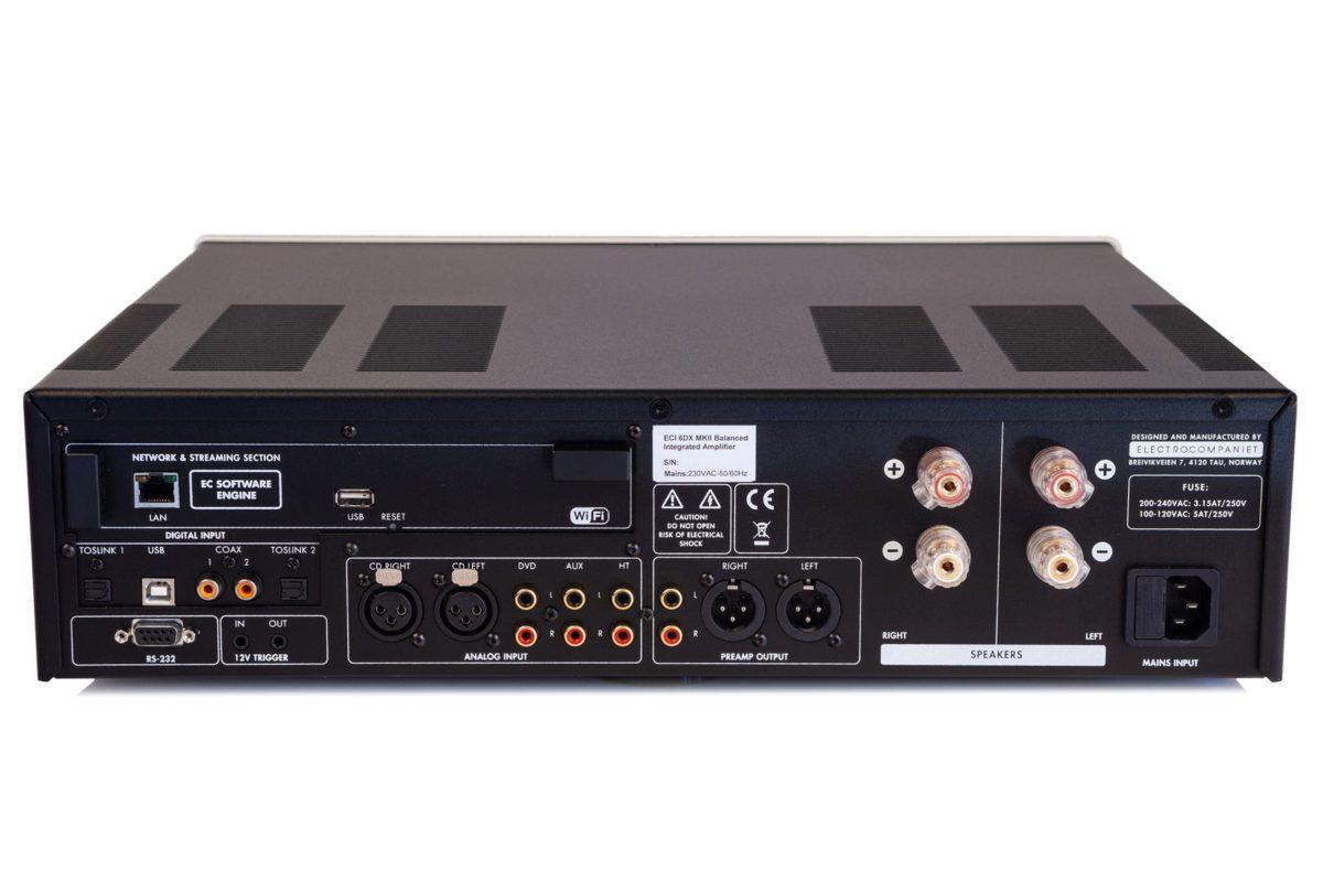 Electrocompaniet_ECI6DX-MKII_highend_integrált_erősítő_2 - Professional Audio