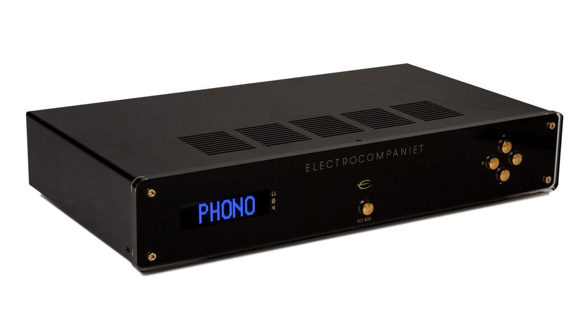 Electrocompaniet_ECI80_integrált_erősítő - Professional Audio