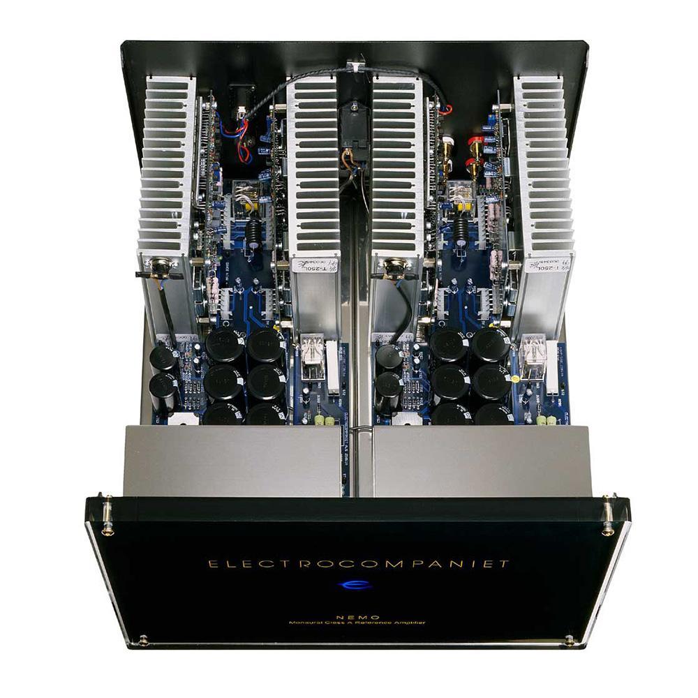 Electrocompaniet_Nemo_highend_erősítő_monoblokk - Professional Audio