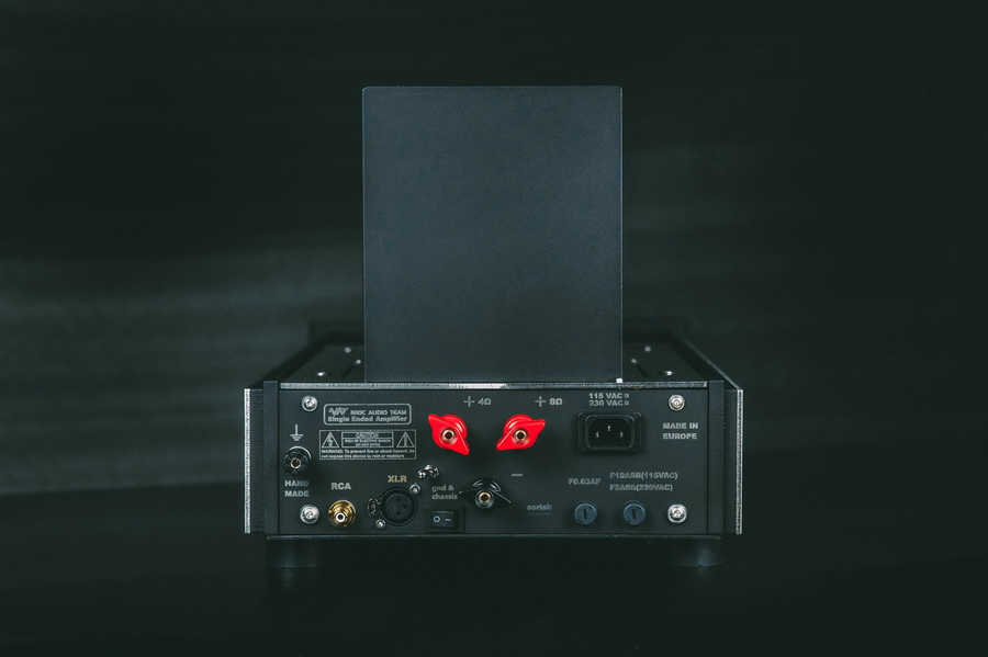 NAT_Transmitter_csöves_monoblokk - Professional Audio